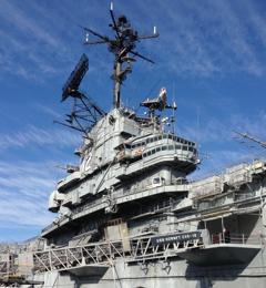 USS Hornet Museum - Alameda, CA. Wonderful place to visit