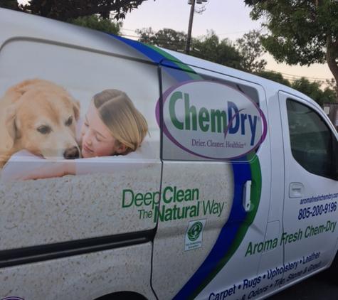 Aroma Fresh Chem-Dry - Ventura, CA. Aroma Fresh Chem Dry Carpet Cleaning
