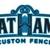 Latham Custom Fence