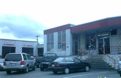 Hiline Frame & Wheel Alignment - Burien, WA