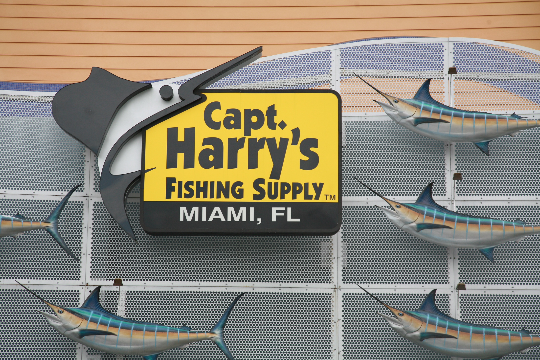 Capt harry 39 s fishing supply inc 8501 nw 7th ave miami fl for Miami fishing supply