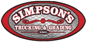 Simpson's Trucking and Grading Gainesville