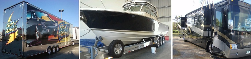 Pro Buff Detailing - Car, RV, Boat and Yacht Detailing serving Bradenton and nearby areas