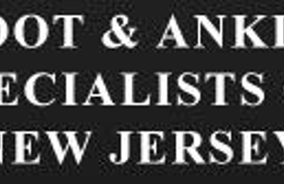 Foot & Ankle Specialists Of New Jersey - Rahway, NJ