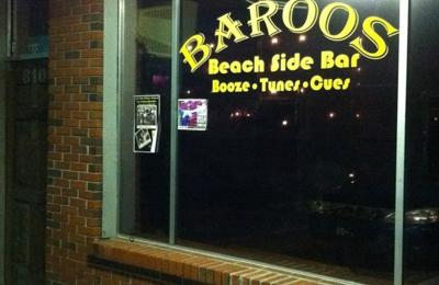 Baroos Beachside Bar - Indialantic, FL