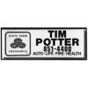Tim Potter - State Farm Insurance Agent