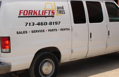 Forklifts & Tires - Houston, TX