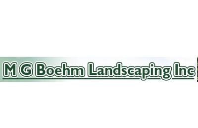 Goehm M G Landscaping - Mc Donald, PA. Landscape Designer