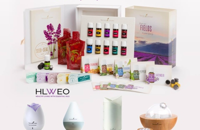 Young Living Independent Distributor - Paw Paw, MI