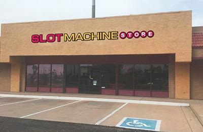 Slot Machine Store Tempe Az