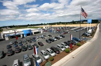 Sims Honda - Burlington, WA