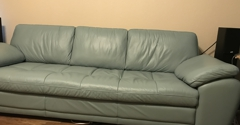 Dianne Flack Leather Furniture Outlet   San Marcos, TX. Sunken Cushions And  The Sofa