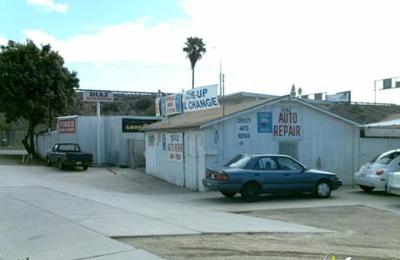 Diaz Auto Repair - San Diego, CA
