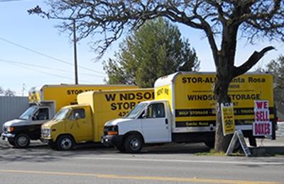 Windsor Storage - Windsor, CA