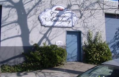 Classic Autobody - Berkeley, CA