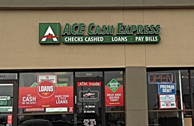 ACE Cash Express - Irving, TX