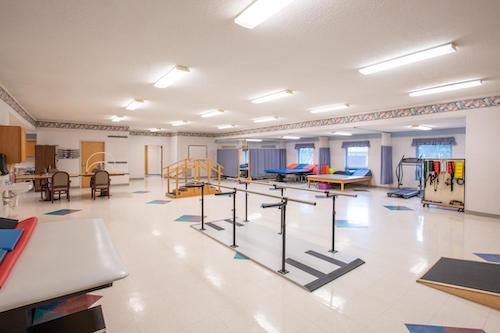 Statesman Health And Rehabilitation Center 2629 Trenton Rd