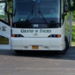 Grand Island Transit Corp - Lockport, NY. The Grand Tours bus.