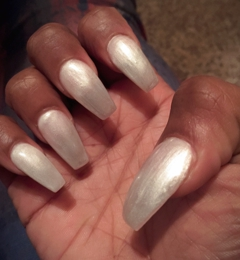 Image Nails - Missouri City, TX. This is what $39 looks like?