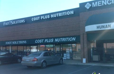 Cost Plus Nutrition - San Antonio, TX