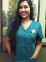 Stephanie Gonzales Receptionist/Chiropractic Assistant