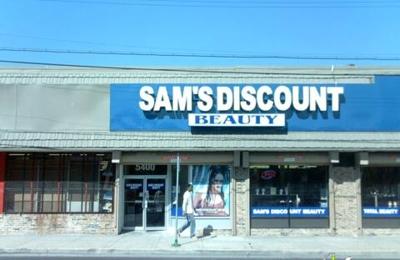 Sam's Discount Beauty Inc - Chicago, IL