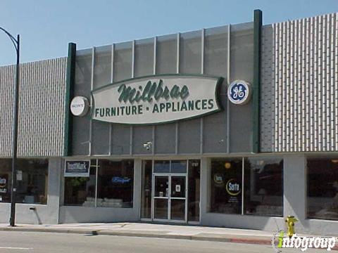 Millbrae Furniture Liance Co 1781 El Camino Real Ca 94030 Yp
