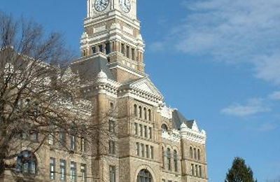 Schuylkill County Courthouse - Pottsville, PA