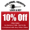 Colonial Heights Lock & Key