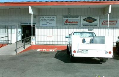 Air Cold Supply - Phoenix, AZ
