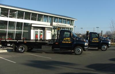 Automotive Transport Service - Charlotte, NC