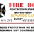 FIRE DOG PROTECTION