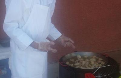 shango's paellas - Las Vegas, NV