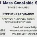 Central Mass Constable Service