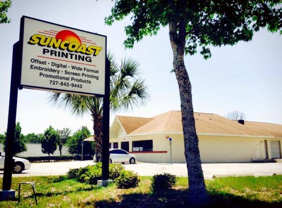 Suncoast Printing - New Port Richey, FL