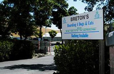 Breton's School for Dogs & Cats - Danville, CA