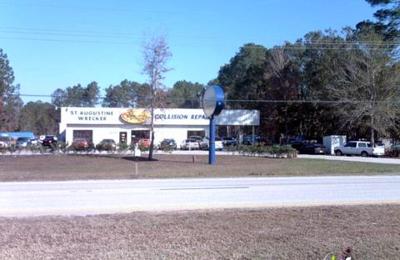 Gerber Collision & Glass - Saint Augustine, FL