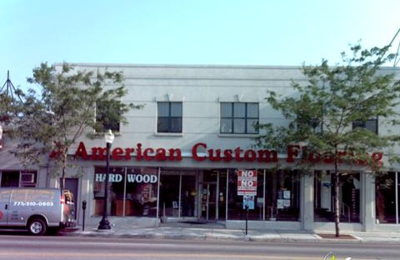 A American Custom Flooring 3221 W Irving Park Rd Chicago Il