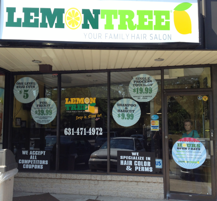 Lemon Tree, Your Family Hair Salon 411 Furrows Rd Ste 3