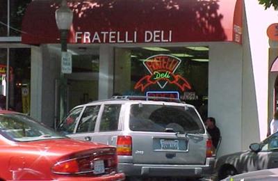 Cafe Epi - Palo Alto, CA