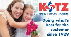 Kotz Heating, Cooling and Plumbing - Waterford, MI