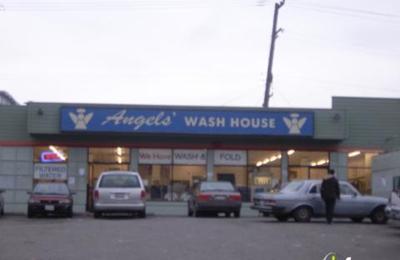 Angels' Wash House - San Francisco, CA