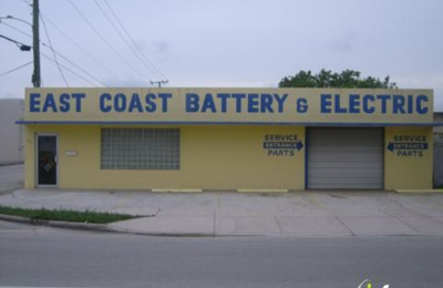 East Coast Battery And Electric - Fort Lauderdale, FL