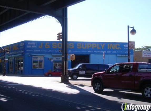 J & Sons Plumbing & Heating Supply Inc - Woodside, NY