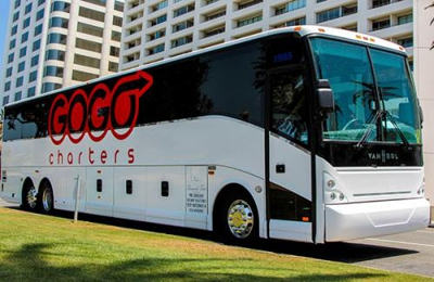 Gogo Charter Bus Company Orlando - Orlando, FL