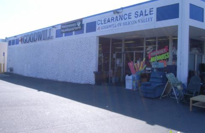 Goodwill Stores - Mountain View, CA