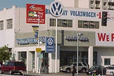 Volkswagen Of Oakland