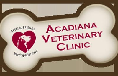 Acadiana Veterinary Clinic - Lafayette, LA