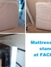 Mattress packing standards at FACEMOOVE