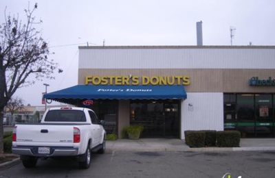 Foster's Donuts - Fresno, CA
